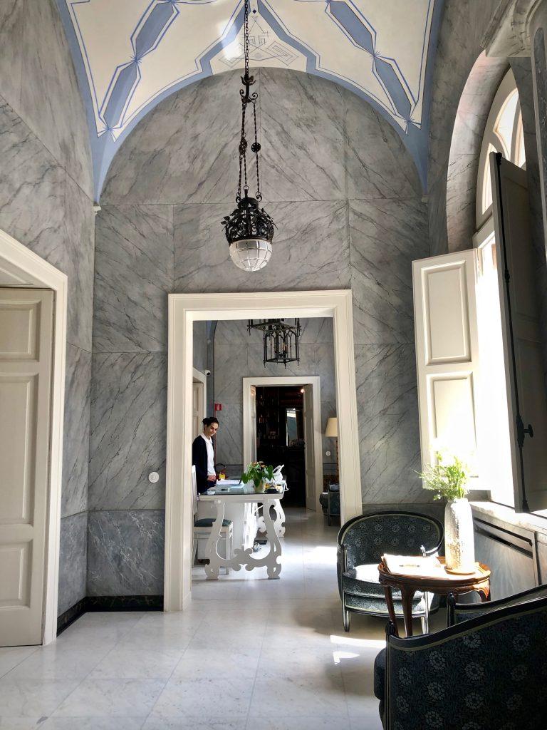 palazzo margherita, hotel of Francis Ford Coppola, Bernalda, Basilicata, pix: Kerstin Rodgers/msmarmitelover.com