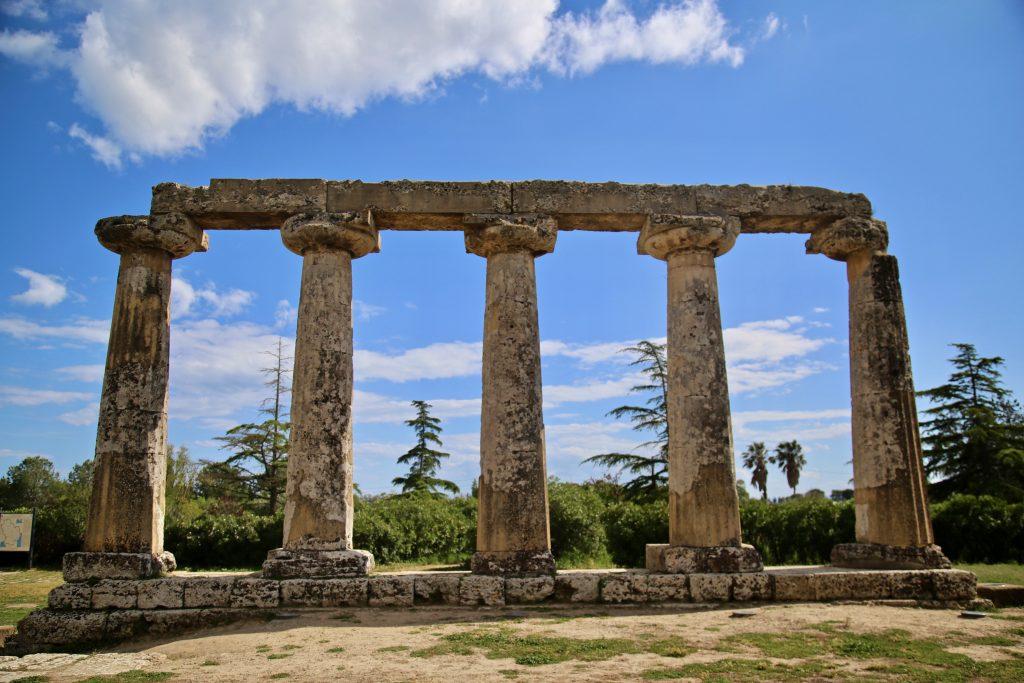 Palatine Table, Metaponto, Basilicata, pix: Kerstin Rodgers/msmarmitelover.com