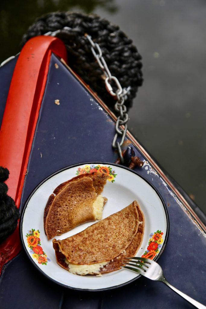 Staffordshire oatcakes pix: Kerstin Rodgers/msmarmitelover.com