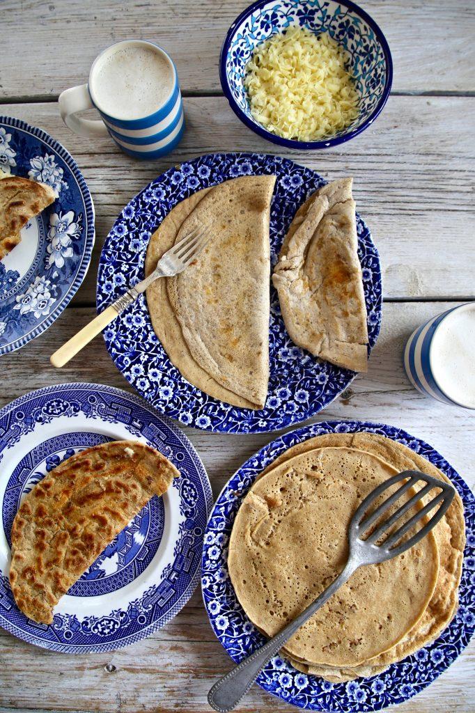 Staffordshire oat cakes pix: Kerstin Rodgers/msmarmitelover.com