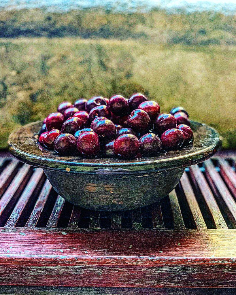 picota cherries pix: Kerstin Rodgers/msmarmitelover.com