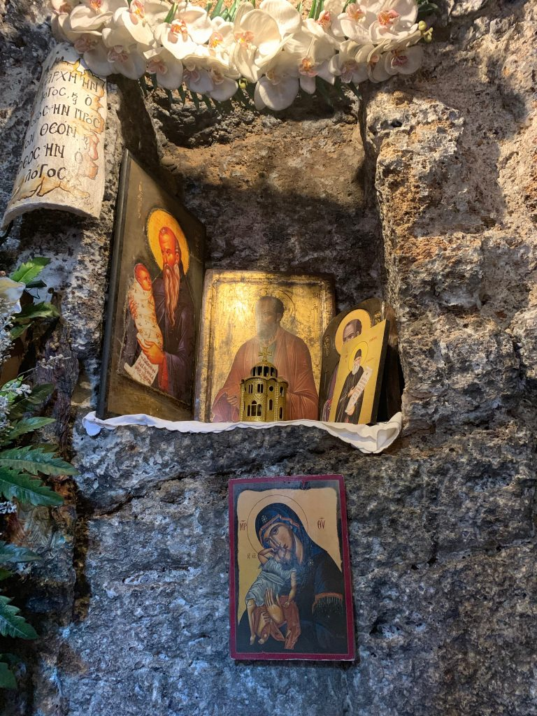 Kassandra historical site pic: Kerstin rodgers/msmarmitelover.com