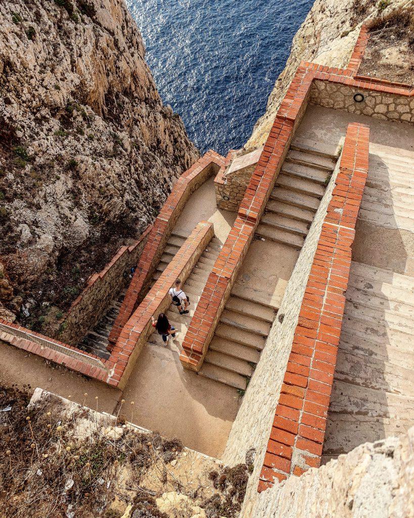 Neptune's Grotto, Alghero, Sardinia pic: Kerstin rodgers/msmarmitelover.com