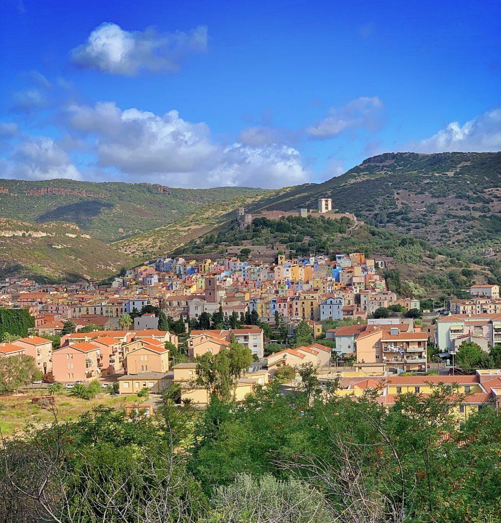 Bosa, Sardinia pic: Kerstin Rodgers