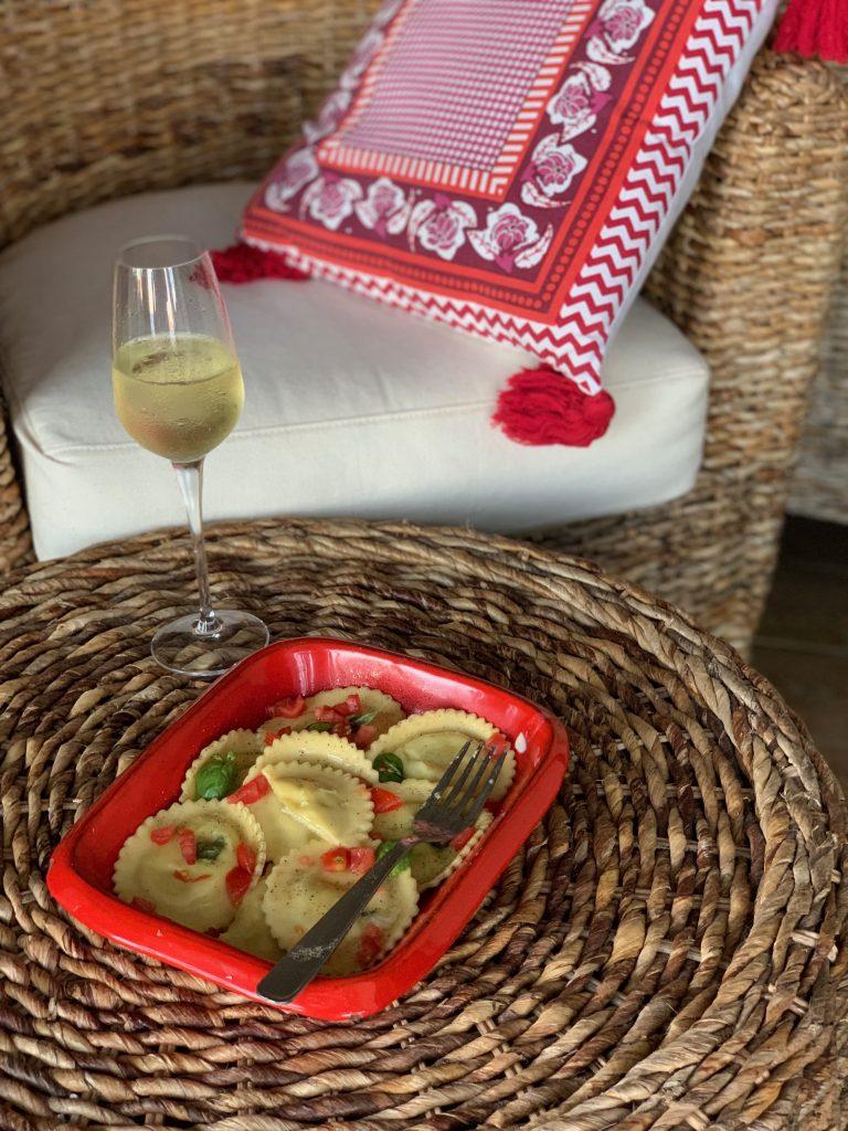 Porto Rafael, 'Rosettta' apartment, Essential Italy, Sardinia pic: Kerstin rodgers/msmarmitelover.com