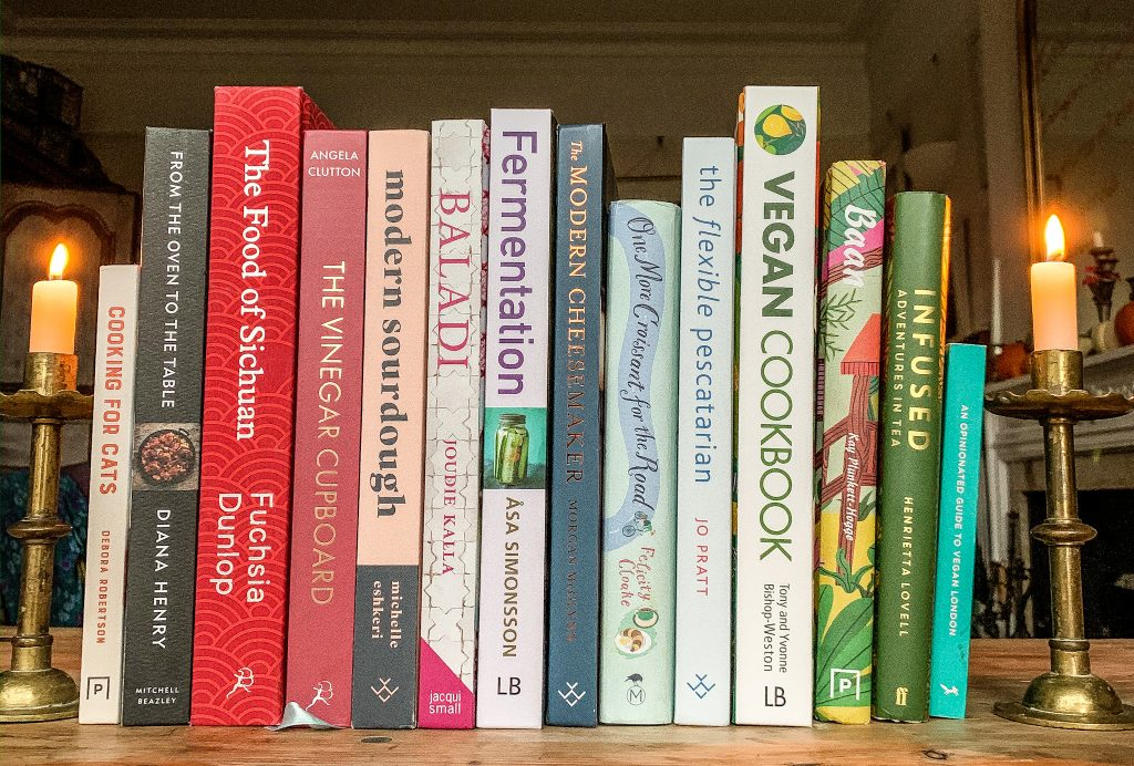 Food book 2019 by London authors  pic: Kerstin rodgers/msmarmitelover.com