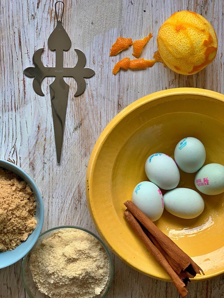 torta De Santiago recipe pic: Kerstin rodgers/msmarmitelover.com