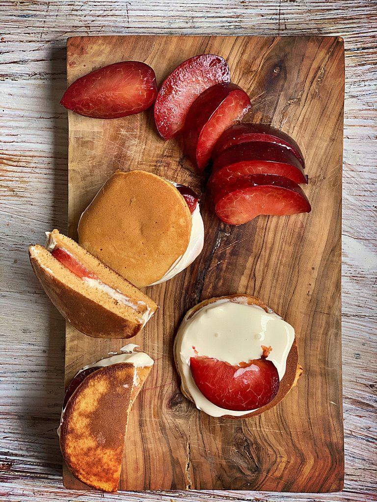 Dorayaki pancakes pic: Kerstin rodgers/msmarmitelover.com