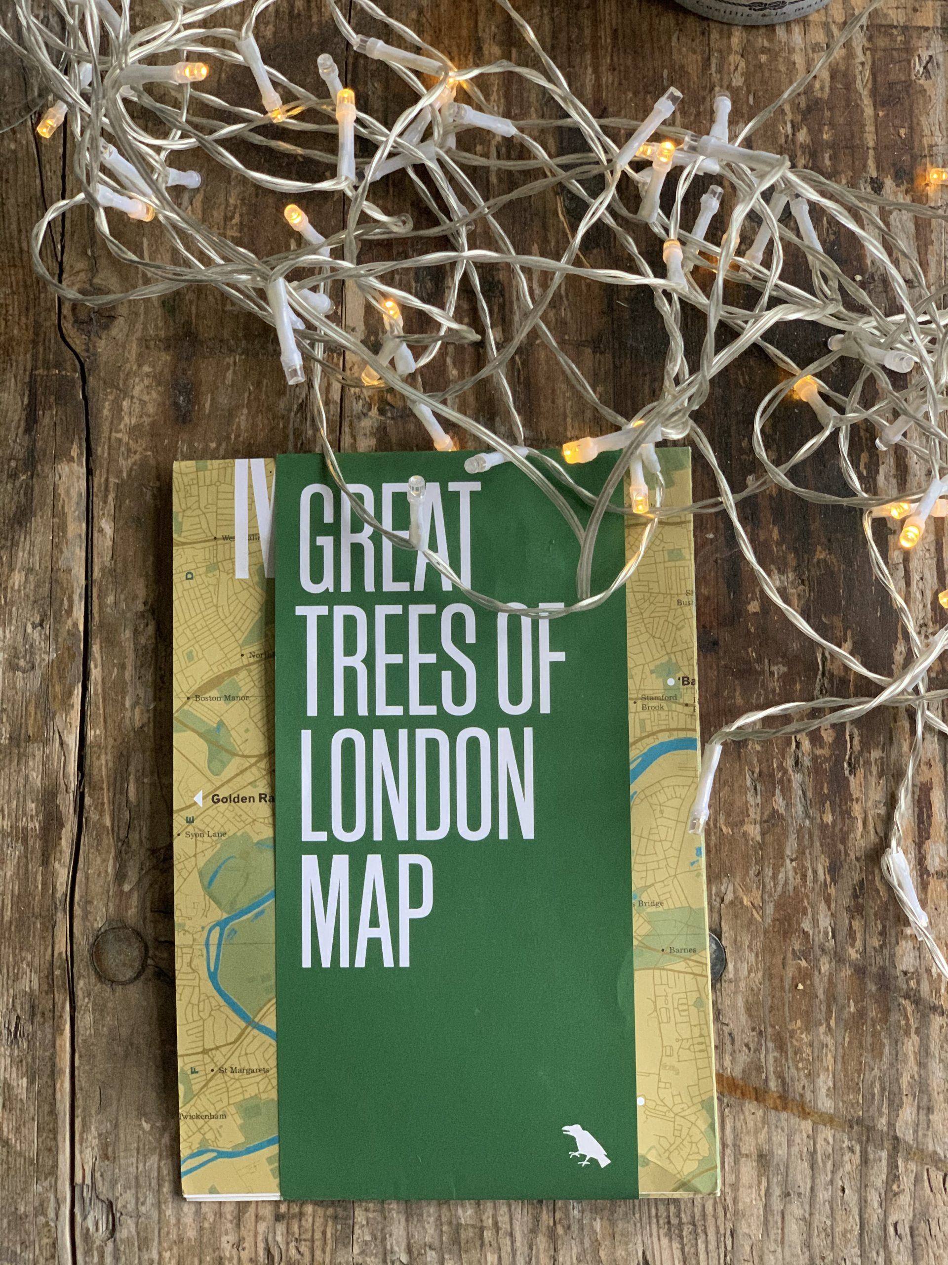 Great Trees of London map pic: Kerstin rodgers/msmarmitelover.com
