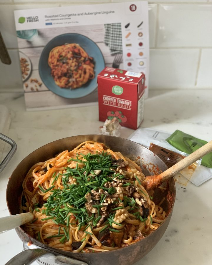 hello fresh meal kit pic Kerstin Rodgers
