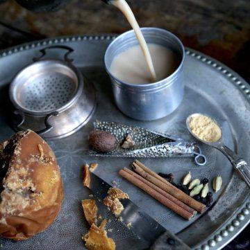 chai masala tea pic: Kerstin rodgers/msmarmitelover.com